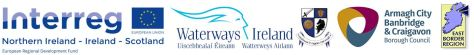 Ulster Canal Greenway - Project Partner Logos